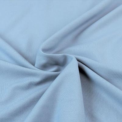 Tissu Jean Tencel - Ciel