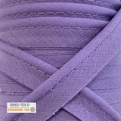 Passepoil polycoton 10mm - Violet
