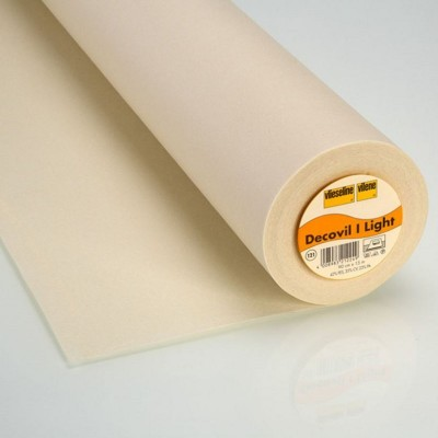 Entoilage thermocollant Vlieseline - Décovil light beige