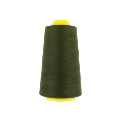 Cône de fils 2 700m - Vert armée