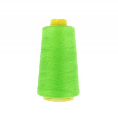 Cône de fils 2 700m - Vert lime