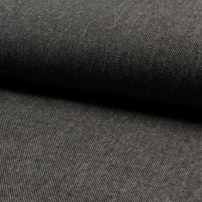 Tissus TWEED - Noir
