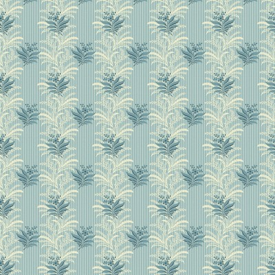 Tissu Coton imprimé -  BLUEBIRD Frost Frozen - MAKOWER UK