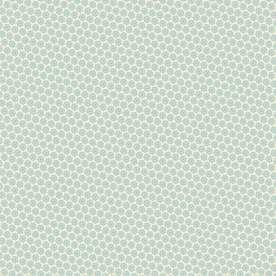 Tissu Coton imprimé -  BLUEBIRD Periwinkle Blizzard - MAKOWER UK