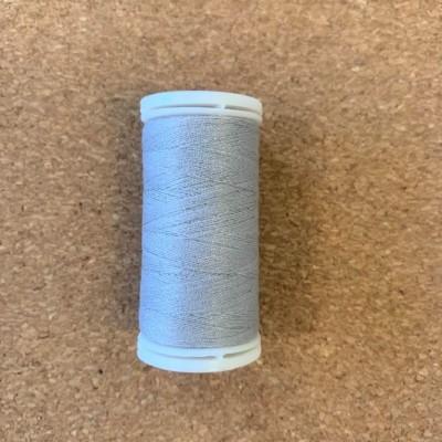 Bobine de fils polyester - Gris