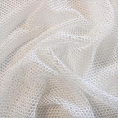 Tissu filet / MESH - Blanc