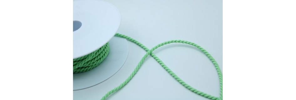 Cordons polyester | TISSUS FOLIES